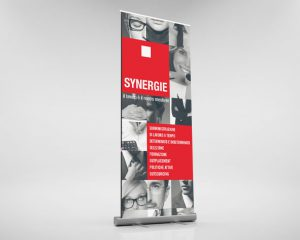 Stampa roll-up Synergie